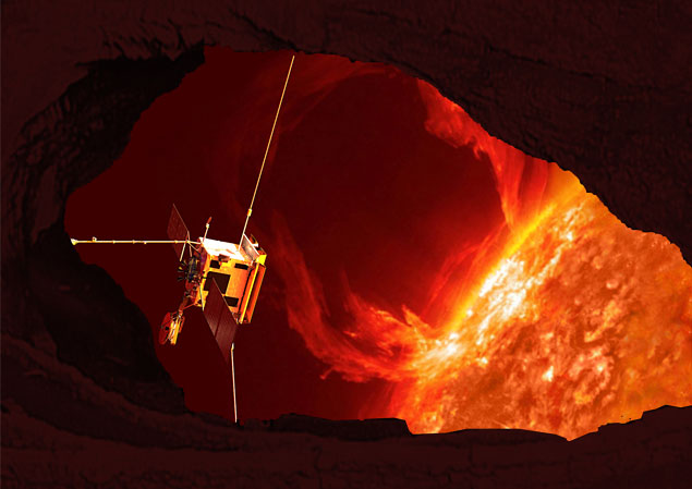 Tecnologia vai das cavernas pré-históricas  às imediações do Sol
