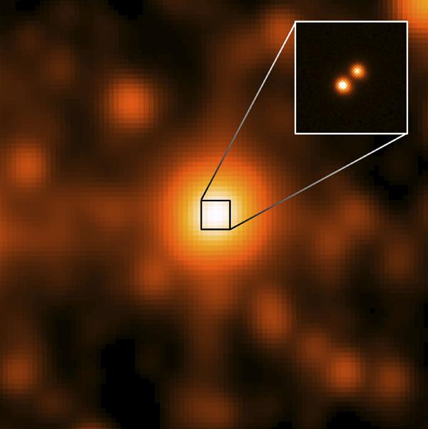 A dupla de anãs marrons Luhman 16 está a 6,5 anos-luz do Sol