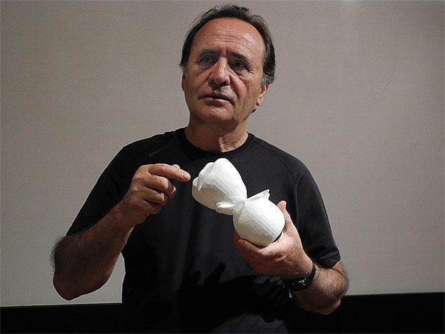 Augusto Damineli, da USP, o craque brasileiro especialista em Eta Carinae.