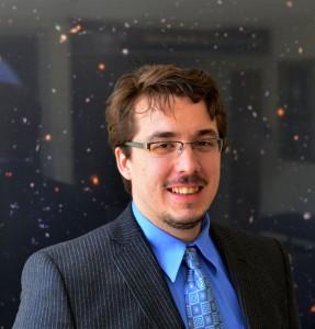 Astrônomo Jonathan Fraine, da Universidade de Maryland, nos EUA.