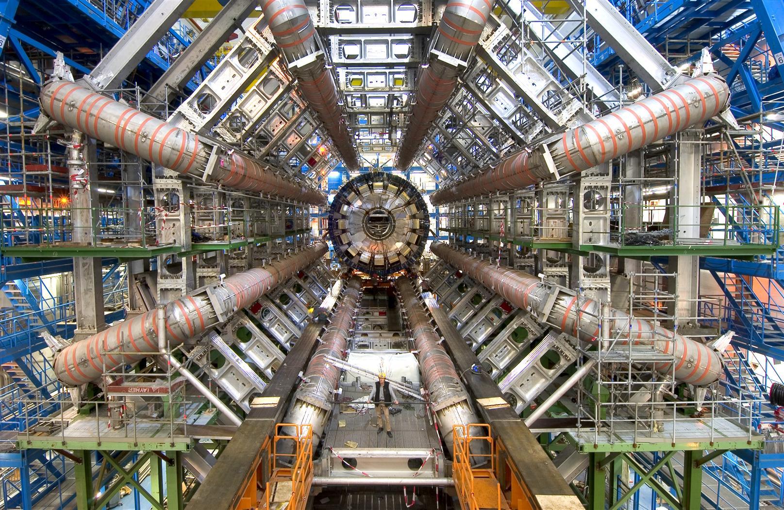 O LHC encontrou o bóson de Higgs. Não tente isso em casa.