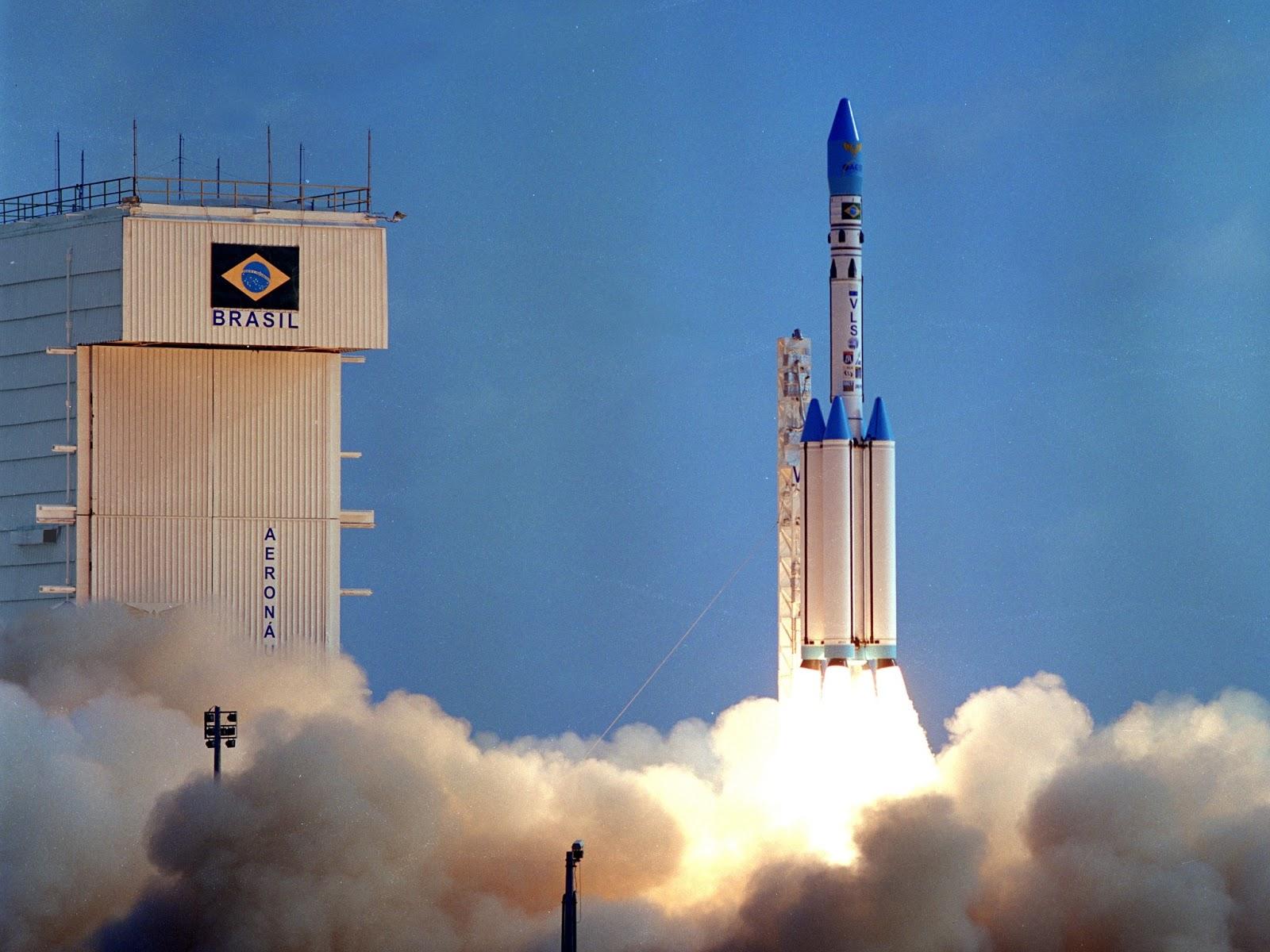 Segunda tentativa de lançamento do VLS-1, feita em 1999.