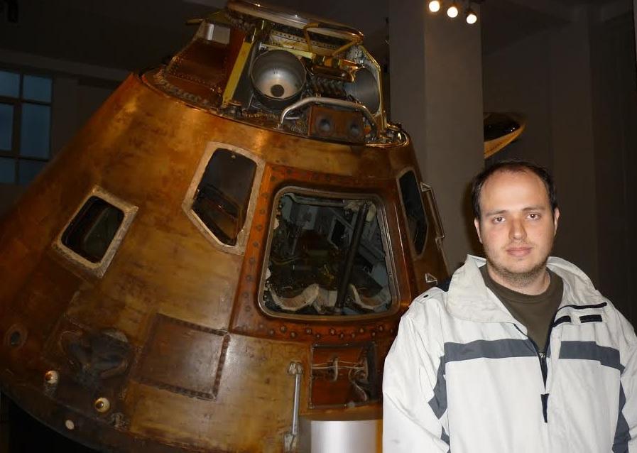 Lucas Fonseca, o engenheiro brasileiro que participou do projeto que viabilizou o pouso do Philae num cometa.