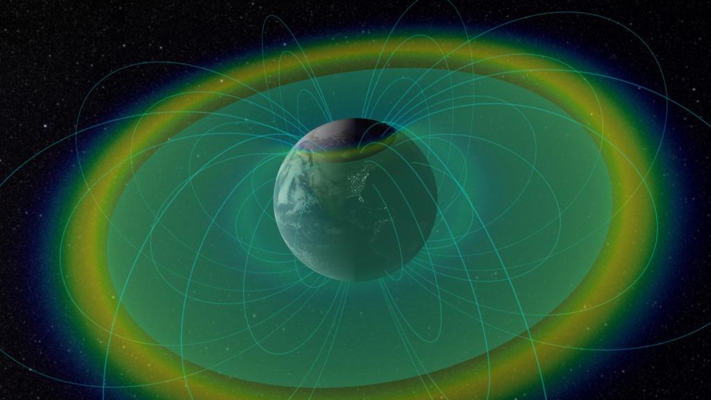 Misteriosa barreira entre dois cinturões de radiação protege a Terra de partículas nocivas!