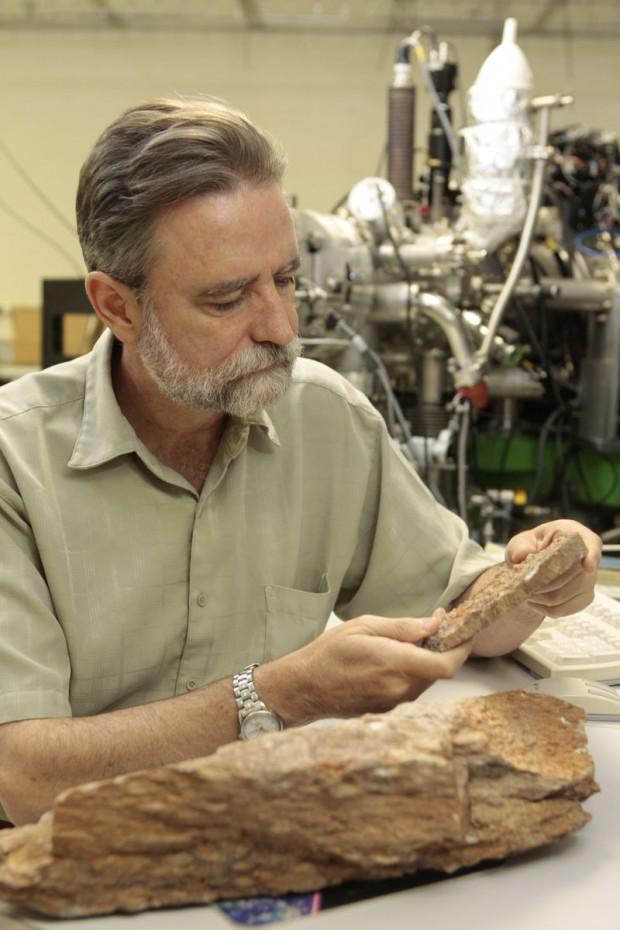 Mark Harrison, um dos autores do estudo, defende que a Terra já era amigável à vida desde o começo (Crédito: UCLA)
