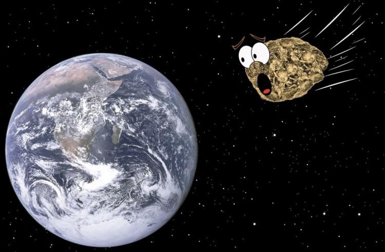 """Ilustração do livro """"As Aventuras de Pedro, a Pedra Espacial"""" (Crédito: Duilia de Mello/Sheila Vieira)"""