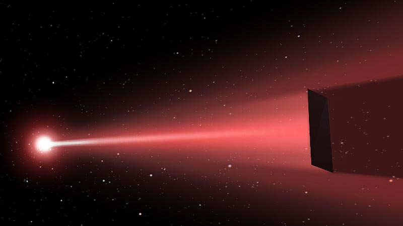 73293853af0 Astronomia  A verdade sobre a tecnologia de voo espacial ultrarrápido da  Nasa