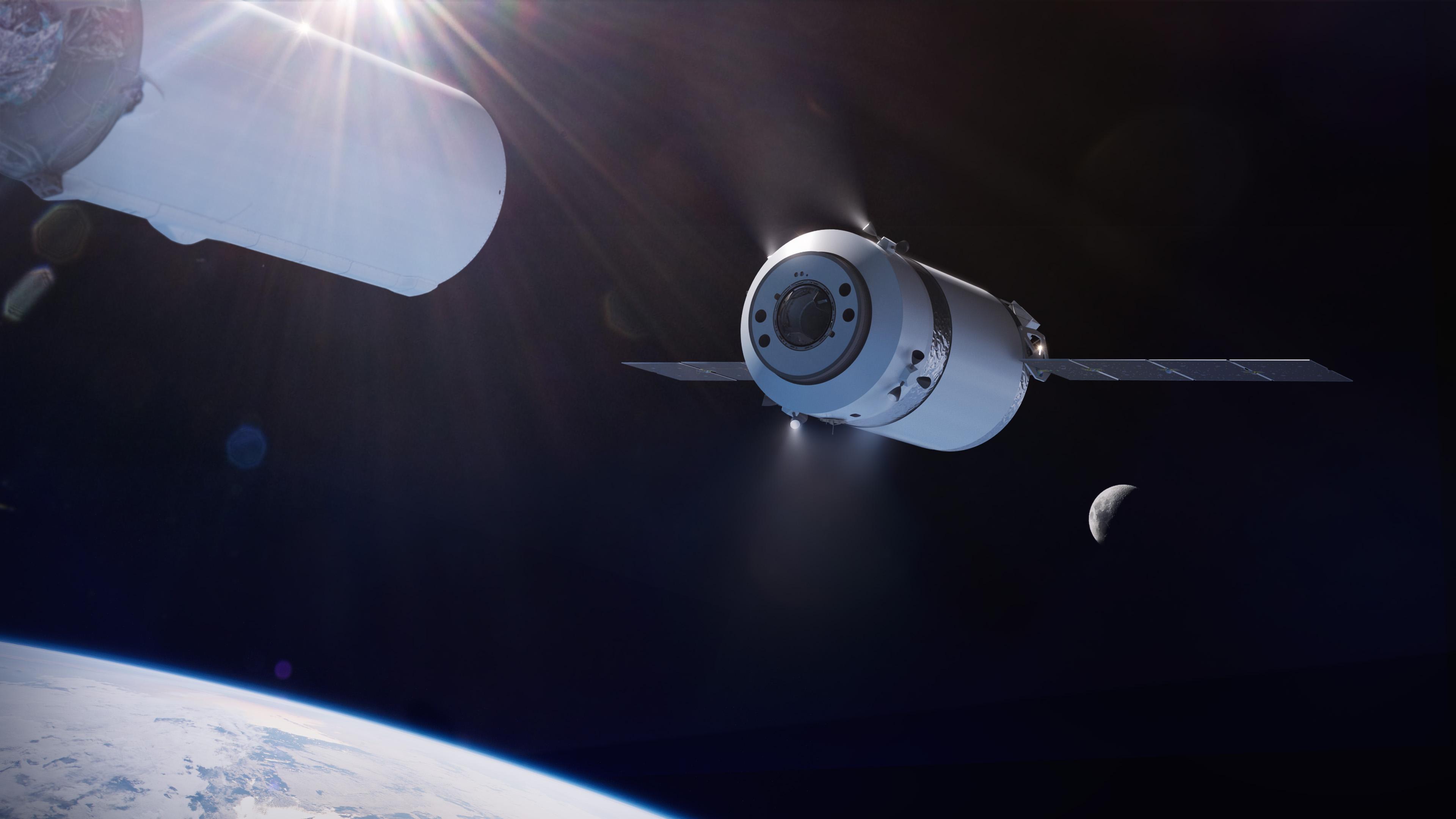 Nasa anuncia contrato com SpaceX para transporte de carga à órbita lunar